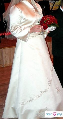 suknia slubna  800zl