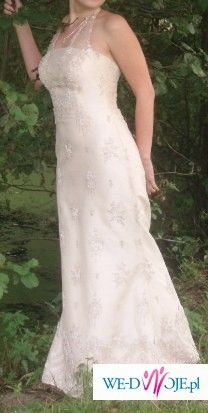 Suknia ślubna :)