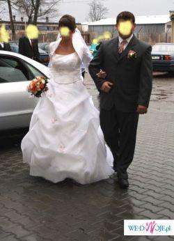 Śuknia ślubna