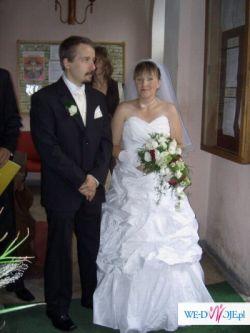 Suknia ślubna 900 zł