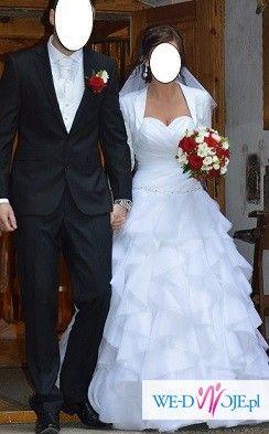Suknia ślubna Afrodyta, model Sopra