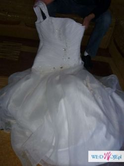 suknia ślubna Afrodyta r.34-36