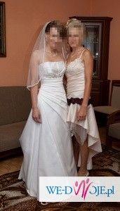 *** Suknia ślubna AGNES 10293 ***