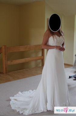 Suknia ślubna AGNES 10818