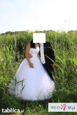 Suknia ślubna Agnes 11220
