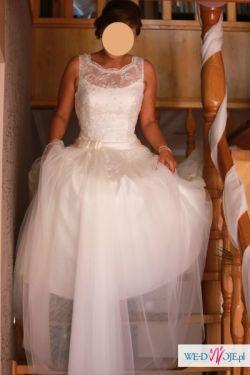 Suknia ślubna Agnes 2013/2014