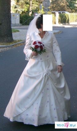 Suknia ślubna Agnes + 3 gratisy