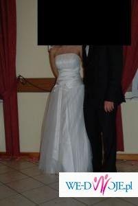 Suknia slubna Agnes kolekcja 2010!!! model nr 10250