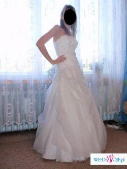 Suknia Ślubna AGNES  model 1730