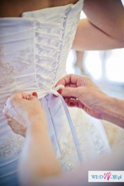 Suknia ślubna Agnes model 1810
