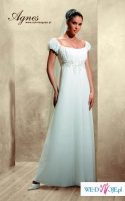 Suknia slubna Agnes model 1983
