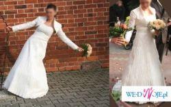 Suknia slubna - Agnes rozm. 38 - model 1824