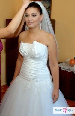 Suknia ślubna Agora 10 22 Księżniczka Suknie ślubne Ogłoszenie