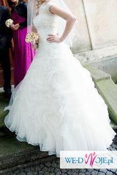 Suknia  ślubna Agora 10 -34