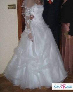 Suknia ślubna Agora rozm. 36
