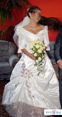 Suknia ślubna Agora rozmiar 38 :) Swarovski