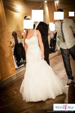 Suknia ślubna Agora - SUPER CENA