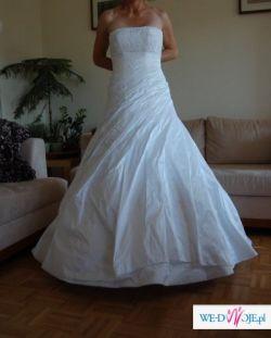 Suknia ślubna Agora z dodatkami 1200 zł !!!