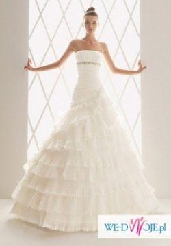 Suknia ślubna Aire Barcelona Balada + bolerko