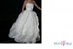 suknia ślubna Aire Barcelona Nuria piękna