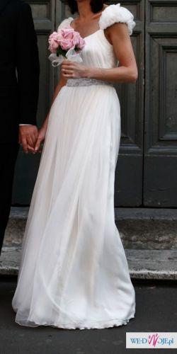 Suknia ślubna ala Manuel Mota Camelia