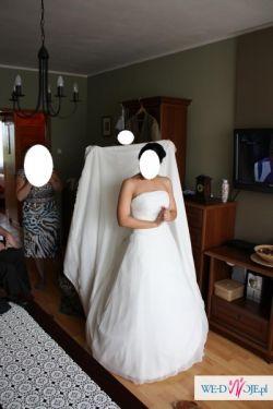 Suknia ślubna Alan Evans