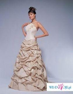 --- SUKNIA ŚLUBNA - Alexis Mariage - Tobago - rozmiar 40 ---