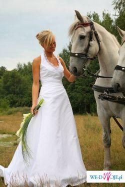 Suknia Ślubna Alezja