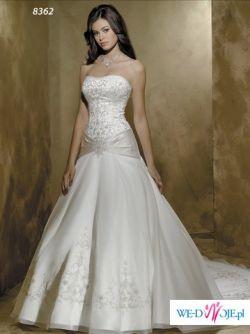 suknia ślubna Allure Bridals 8362 / 40 - 600 PLN