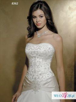 suknia ślubna Allure Bridals 8362 - rozmiar 40 / 1800 PLN
