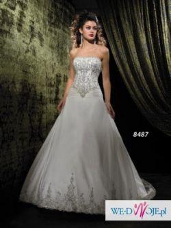 SUKNIA Ślubna ALLURE BRIDALS 8487