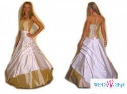 suknia slubna Amanda 850 zl.
