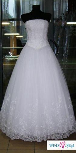Suknia Ślubna AMELIA