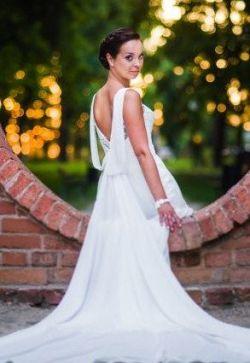 Suknia ślubna Amy Love model Gate stan idealny
