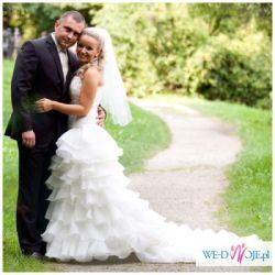 Suknia ślubna Angel kolekcja 2010