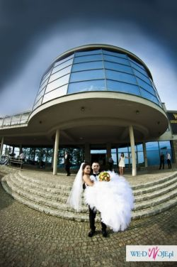 Suknia ślubna Angel Tornado Hiszpanka Tiulowa
