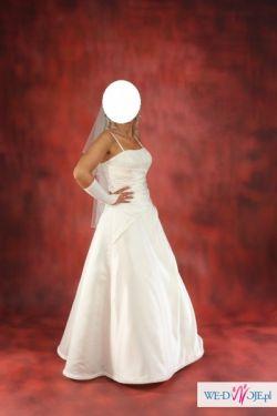 Suknia Ślubna ANGIE firmy ANNAIS BRIDAL+DODATKI