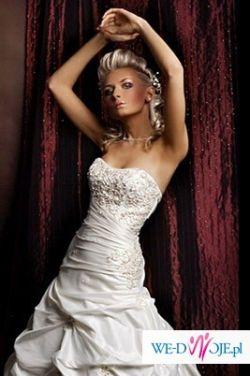 Suknia ślubna Annais Asina