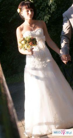 Suknia ślubna Annais Bridal Bonnie r.34