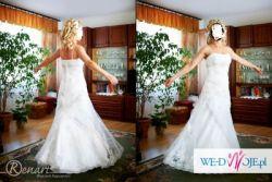 suknia ślubna annais bridal kolekcja 2011 journey model miracle