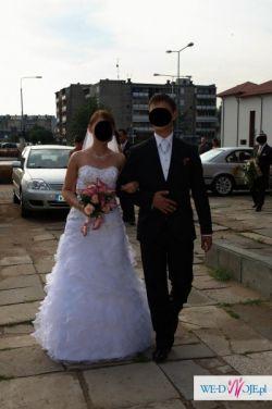 Suknia ślubna Annais Bridal, model Carrera - TORUŃ