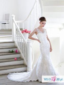 Suknia ślubna ANNAIS BRIDAL !!! Model JULIE!!!