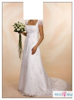 Suknia ślubna Annais Bridal model Kristi