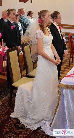 Suknia ślubna Annais Bridal model Kristi roz. 36/38