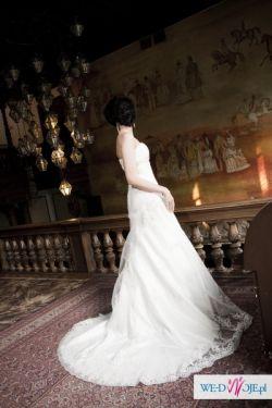 Suknia ślubna Annais Bridal model Miracle