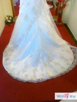 Suknia śłubna annais bridal model miracle