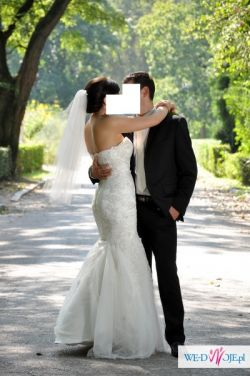 Suknia Ślubna Annais Bridal model Tivoli 2012