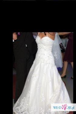 Suknia ślubna annais bridal okazja!!!
