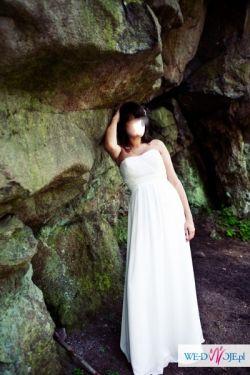 Suknia ślubna Annais Bridal w stylu Empire