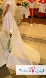 Suknia ślubna Annais Esta OKAZJA JAK NOWA!!